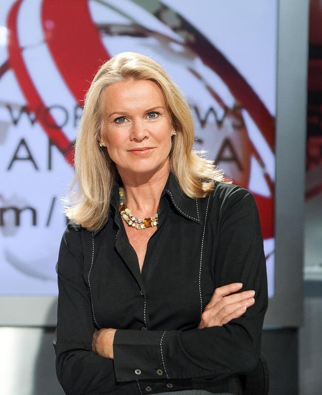 Katty Kay- Journalist