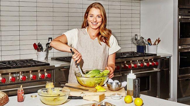 Molly-Baz-cooking