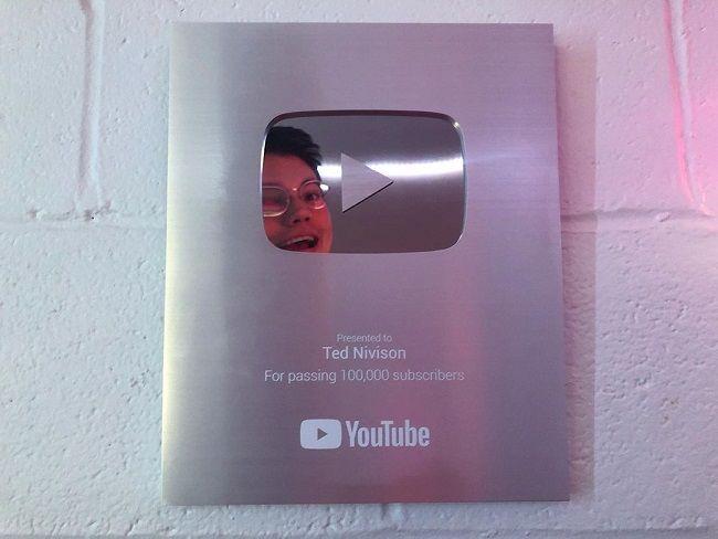 Ted Nivison- YouTube Star