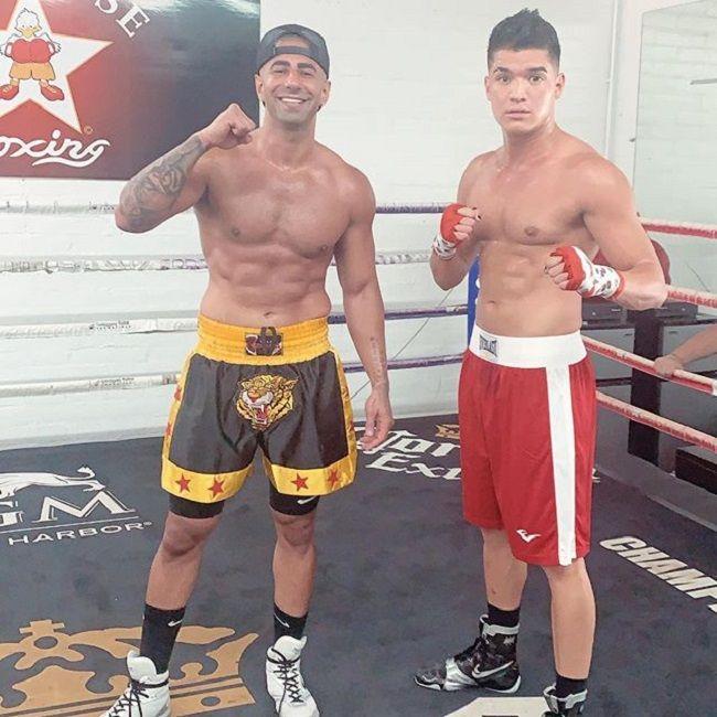 fouseyTUBE- boxing