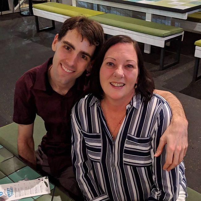 Josh Strider- mom