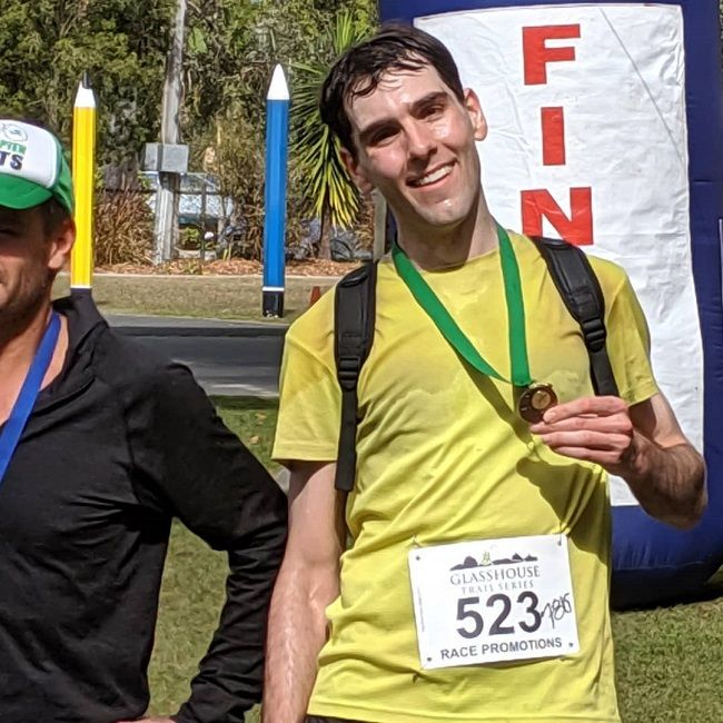 Josh Strider- running