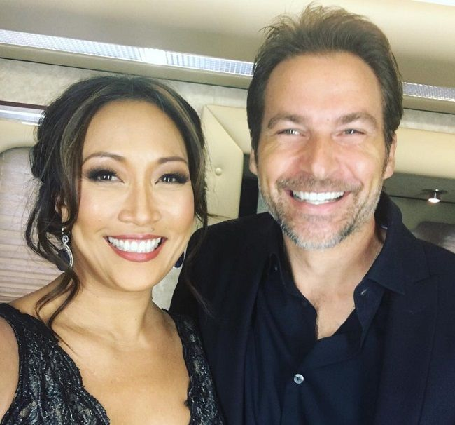 Carrie Ann Inaba exbf