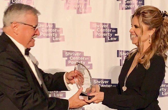 Maria Shriver award