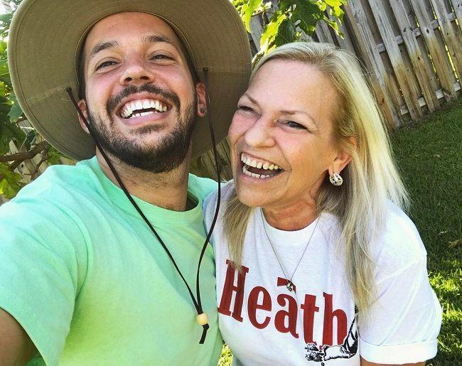 Photo of Heath Hussar  & his  Mother  Cori Hussar