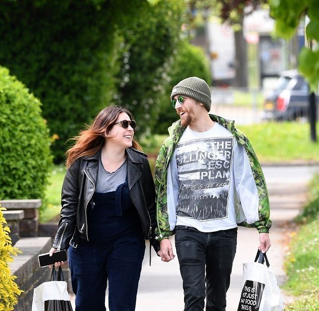 Isabella Cruise and Max Parker