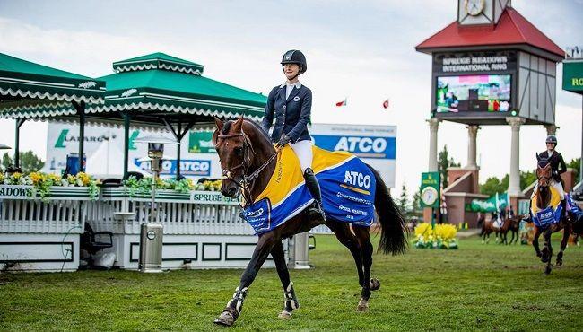 Jennifer Katharine Gates Equestrian