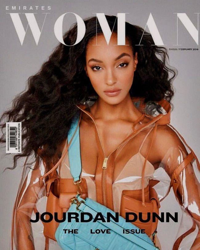 Jourdan Dunn model