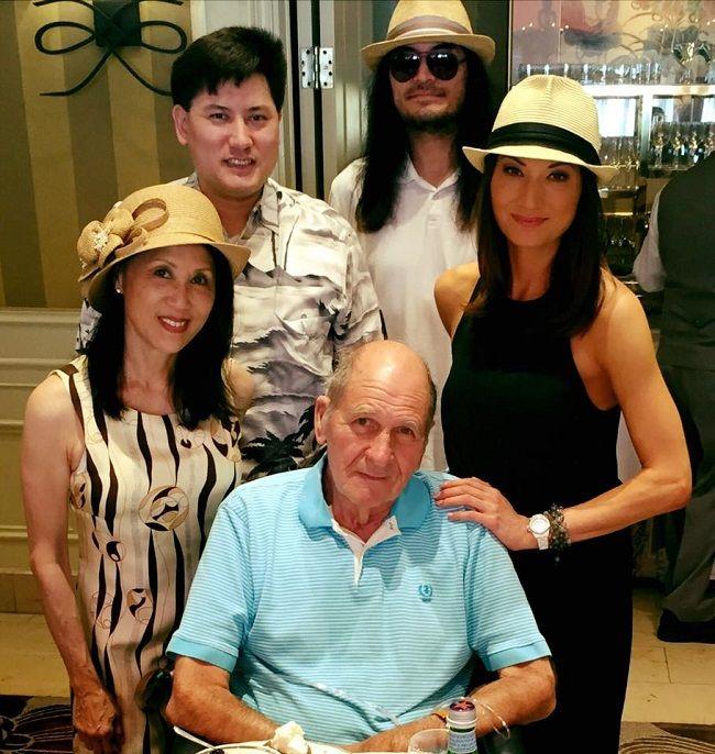 Liberte Chan family