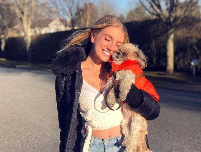 Avery Singer and Coco