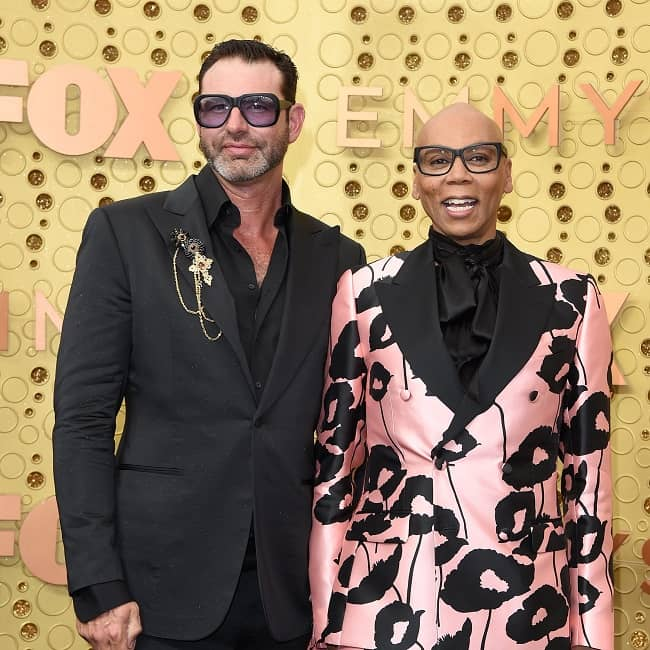 RuPaul spotted with rancher boyfriend of 23 YEARS   Daily