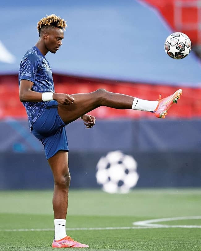 Tammy Abraham Bio Age Net Worth Height In Relation Nationality Body Measurement Career